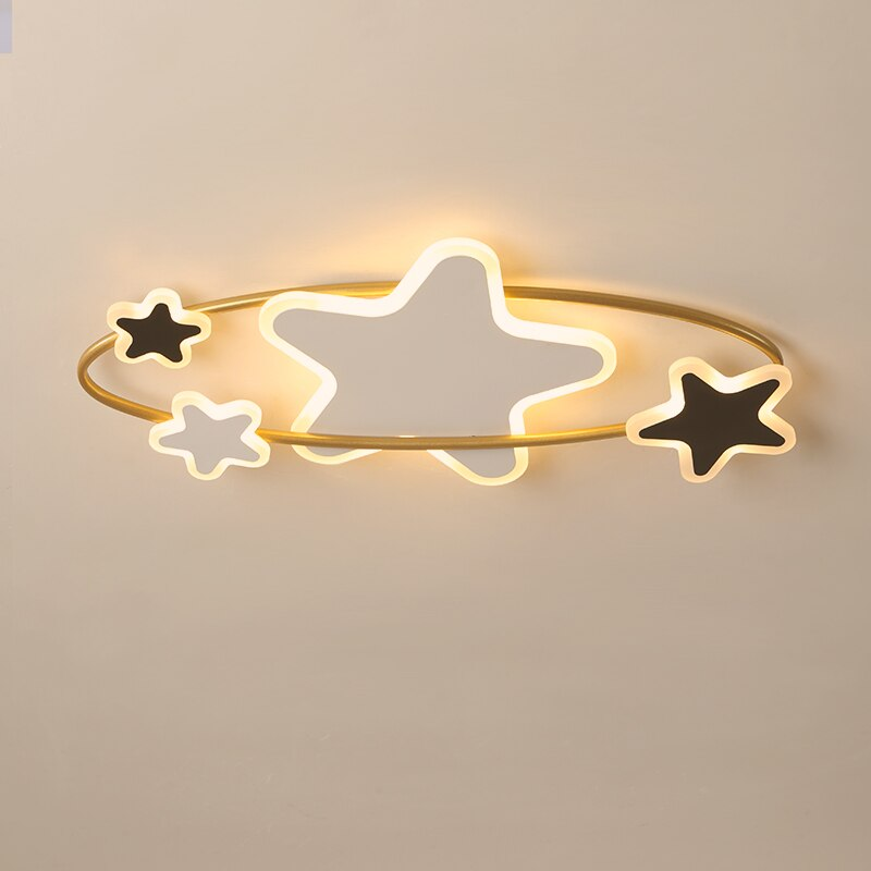 Modern LED Chandelier Ceiling Lamp Best Children's Lighting & Home Decor Online Store
