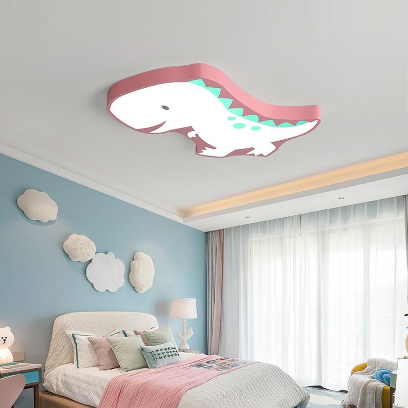 Dinosaur Modern Led Ceiling Chandelier Best Children's Lighting & Home Decor Online Store