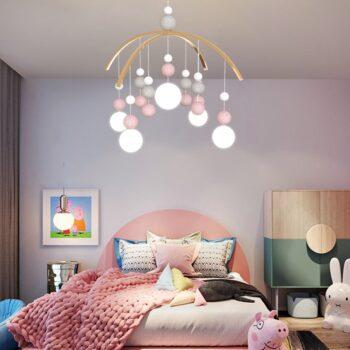 Nordic Modern Chandelier Best Children's Lighting & Home Decor Online Store