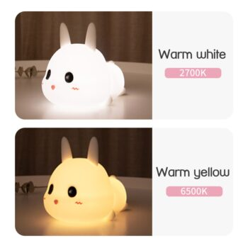Dimmable Silicone Night Light