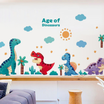 Dinosaur Era Wall Sticker Best Children's Lighting & Home Decor Online Store