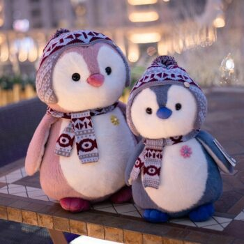Kawaii Soft Penguin Best Toys For Babies