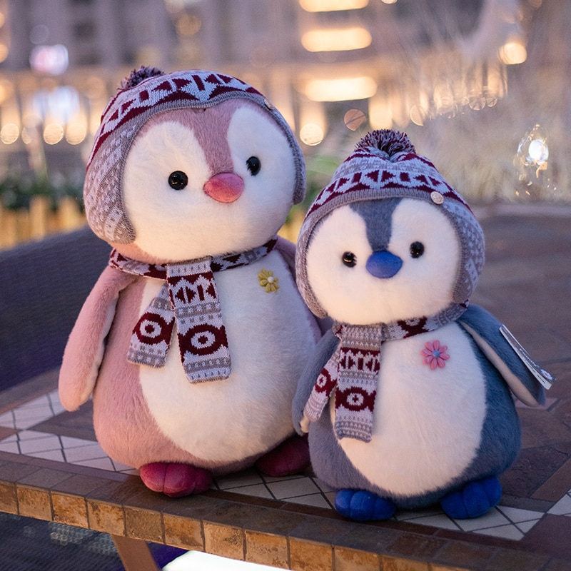 Kawaii Soft Penguin Best Toys For Babies