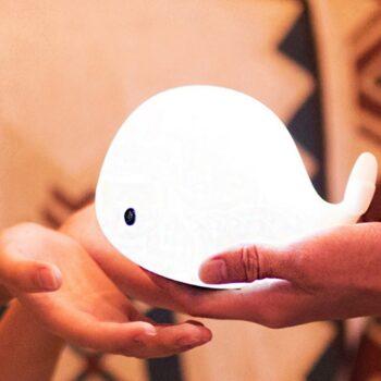 LED Whale Cartoon Night Light Best Children's Lighting & Home Decor Online Store