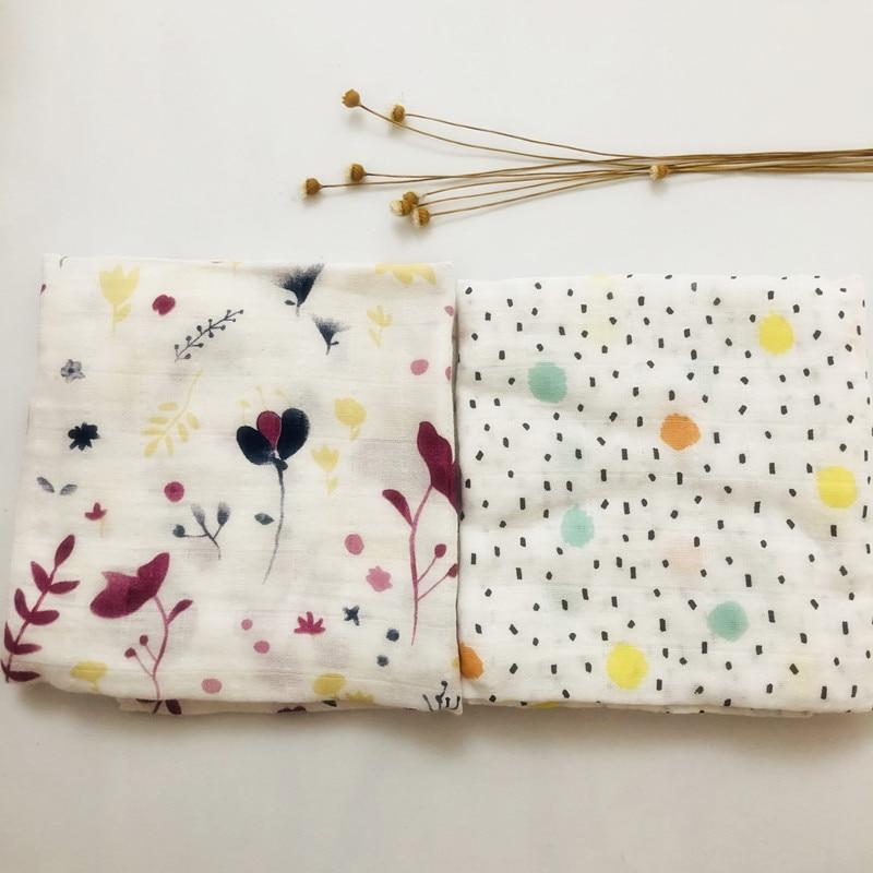Bamboo Best Baby Blanket For Newborn