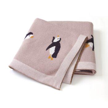 Classic Knitted Swaddle Baby Blanket For Newborn Best Children's Lighting & Home Decor Online Store