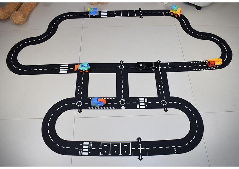 Car Traffic Track Best Play Set For Children Best Children's Lighting & Home Decor Online Store