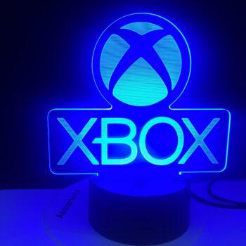 Game XBOX Boy Best Lamp Shade For Brightness Best Children's Lighting & Home Decor Online Store
