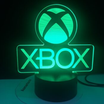 Game XBOX Boy Best Lamp Shade For Brightness