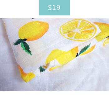 Muslin Swaddles Baby Blanket For Newborn Best Children's Lighting & Home Decor Online Store