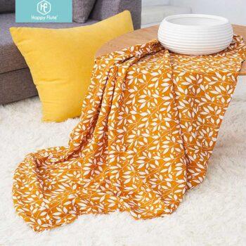 Muslin Swaddles Baby Blanket For Newborn