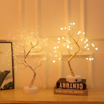 LED Mini Christmas Tree Night Light Best Children's Lighting & Home Decor Online Store