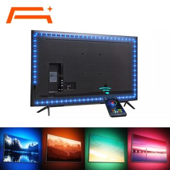 LED Strip TV Light RGB Best Tape For Brightness