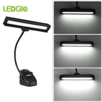 Music Stand Light Best Reading Lamp For Eyes