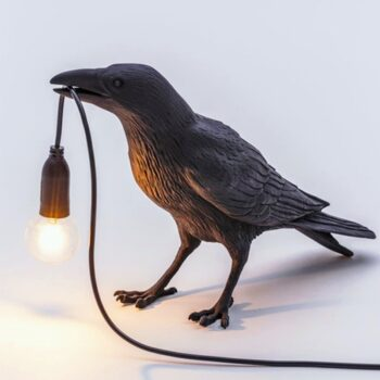 Lucky Bird Table Led Best Lamp Shade For Brightness