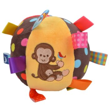 Soft Stuffed Balls Best Toys For Babies Under 1