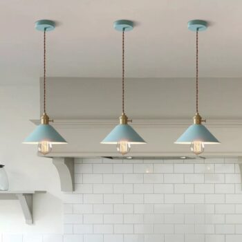 Colorful Best Pendant Lamp Shade For Brightness