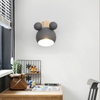 Nordic Wooden Best Night Light For Baby Best Children's Lighting & Home Decor Online Store