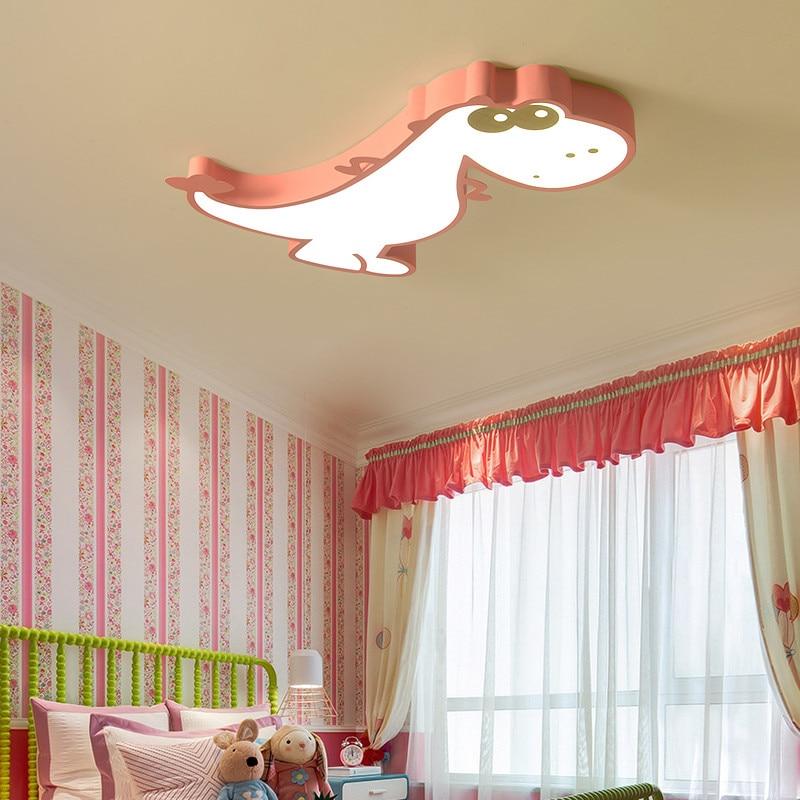 Dinosaur Led Animal Ceiling Lights Lamp