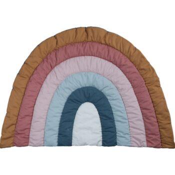 Rainbow Kids Rug Best Play Mat For Hardwood Floors