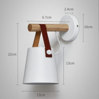 Wooden Creative Best Lamp Shade For Brightness