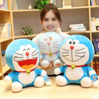 Doraemon Cat Doll Best Pillows For Toddlers