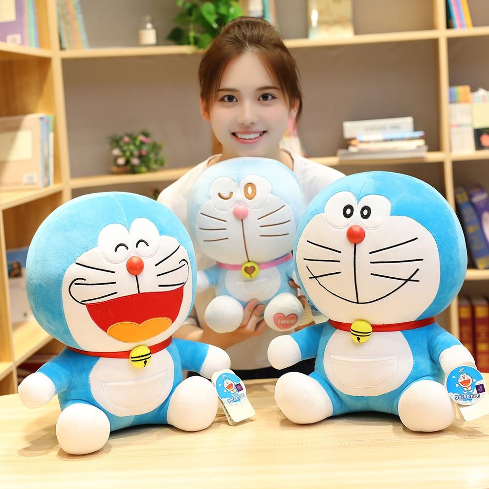 Doraemon Cat Doll Best Pillows For Toddlers