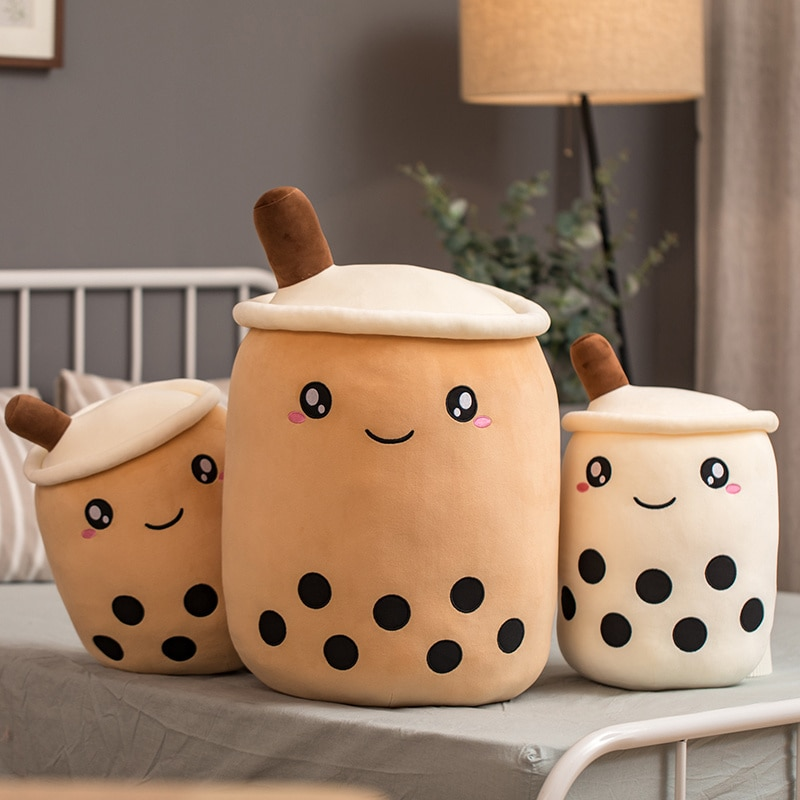 Cute Milk Tea Best Pillows For Toddlers