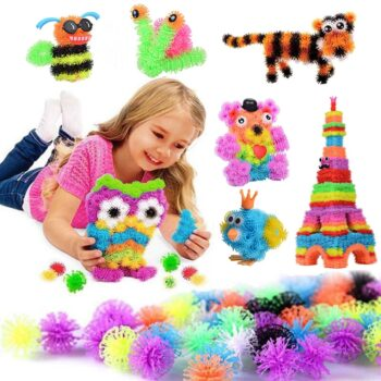 Thorn Ball Clusters 3D Model Best Toys For Babies