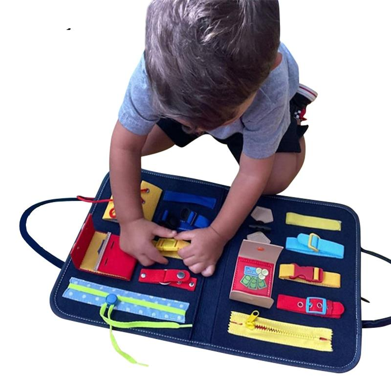 Montessori Educational Best Toys For Babies
