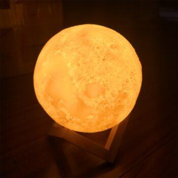 Moon Globe Best Night Light For Child Afraid Of Dark Best Children's Lighting & Home Decor Online Store