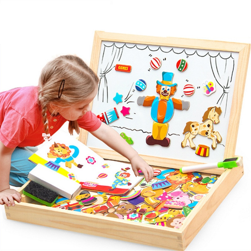 Wooden Magnetic Best Toys For Babies