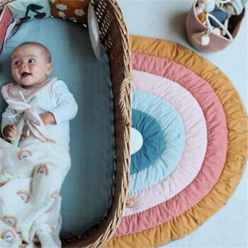 Rainbow Kids Rug Best Play Mat For Hardwood Floors Best Children's Lighting & Home Decor Online Store
